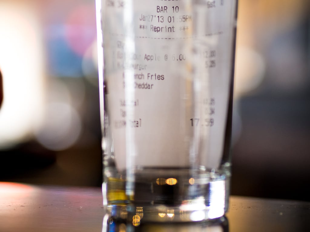 Pay a Stranger's Restaurant Bill