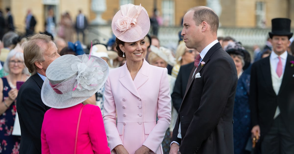 Kate Middleton's Head-to-Toe Pink Outfit Seems Styled by Elle Woods Herself