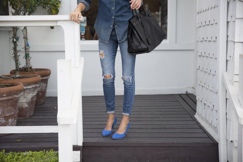 How To Buy Boyfriend Jeans
