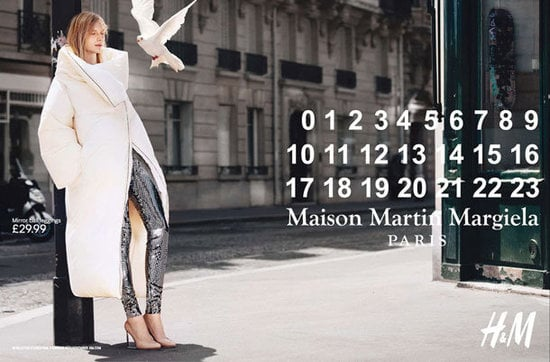 The Maison Martin Margiela collaboration with H&M is almost here! These pictures are only making the wait that much more unbearable.