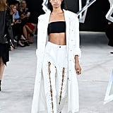 The Pants Were Also Spotted on the Spring '17 Runways