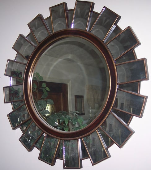 Su Casa: A Trendsetting Sunburst Mirror