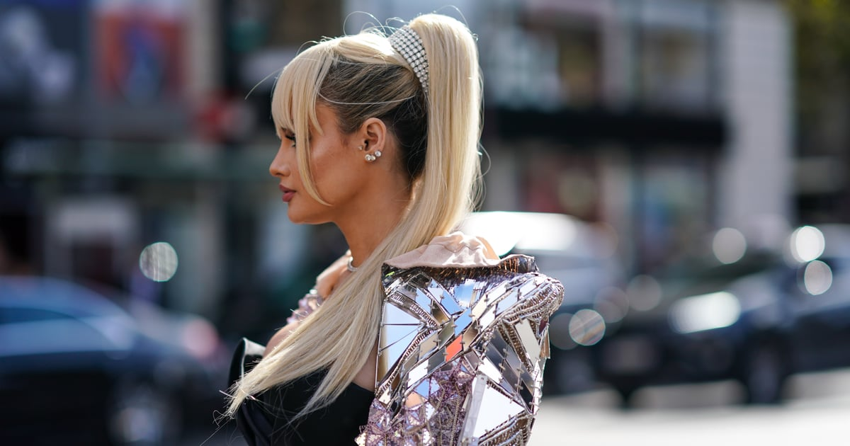 """The """"Underlayer"""" Hair-Color Trend Is Bold, Playful, and Perfect For Summer"""