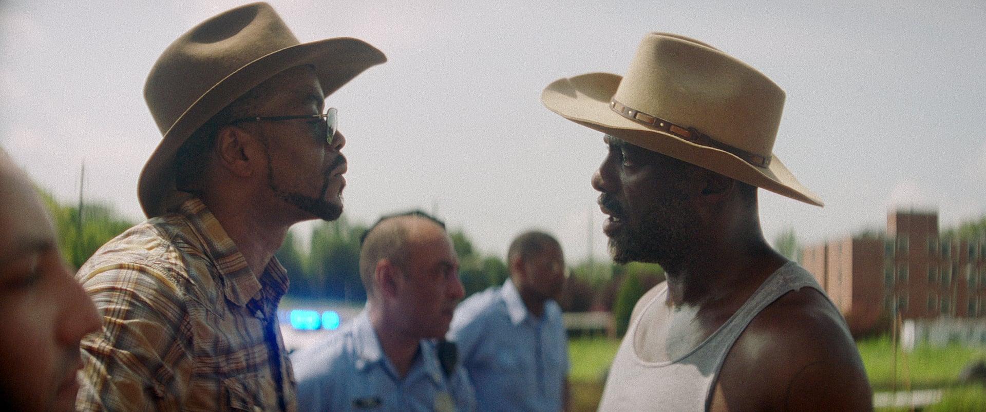 Photos From Netflix's Concrete Cowboy | Caleb McLaughlin and Idris Elba  Saddle Up For Intense Father-Son Drama Concrete Cowboy | POPSUGAR  Entertainment Photo 3