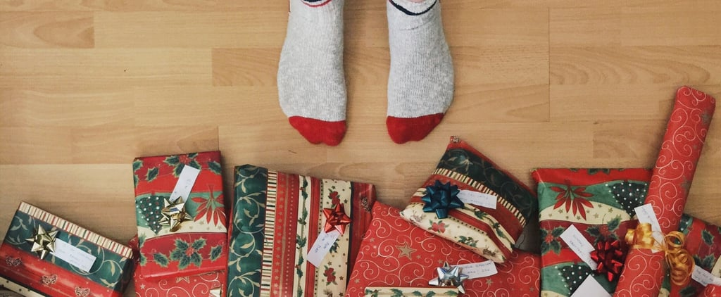 Wrapping Presents Messy Makes You Happier