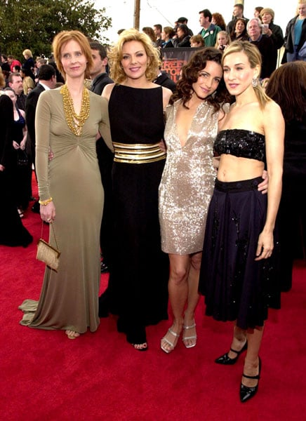 The Cast of Sex and the City at the 2001 SAG Awards | Best