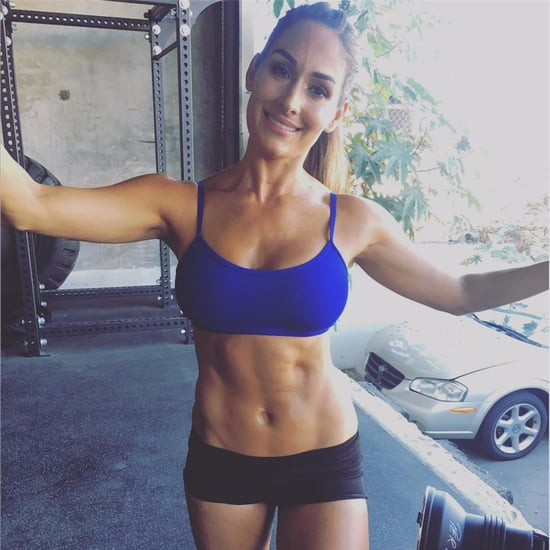 Nikki Bella Workouts on Instagram