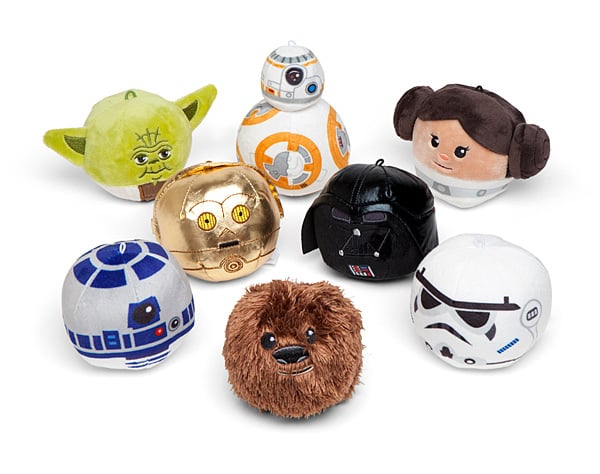 For 5-Year-Olds: Star Wars Fluffballs