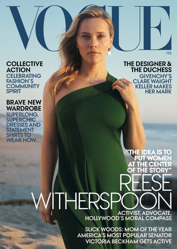 Reese Witherspoon in Vogue February 2019