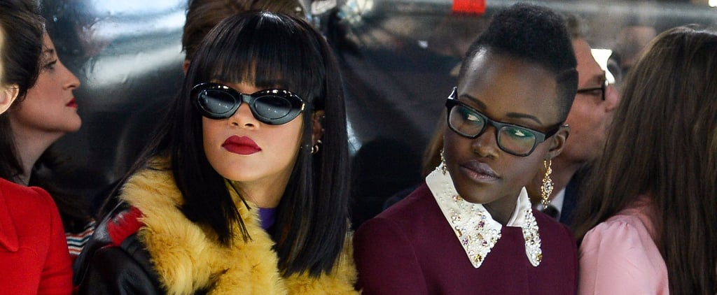 Rihanna and Lupita Nyong'o Will Actually Costar in a Buddy Movie Together, God Is Real