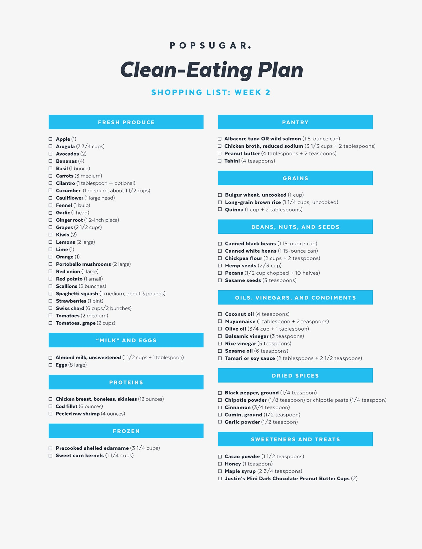 Discussion on this topic: Clean Eating Grocery List for 1, clean-eating-grocery-list-for-1/
