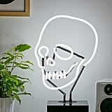Neon Table Lamp ($129)