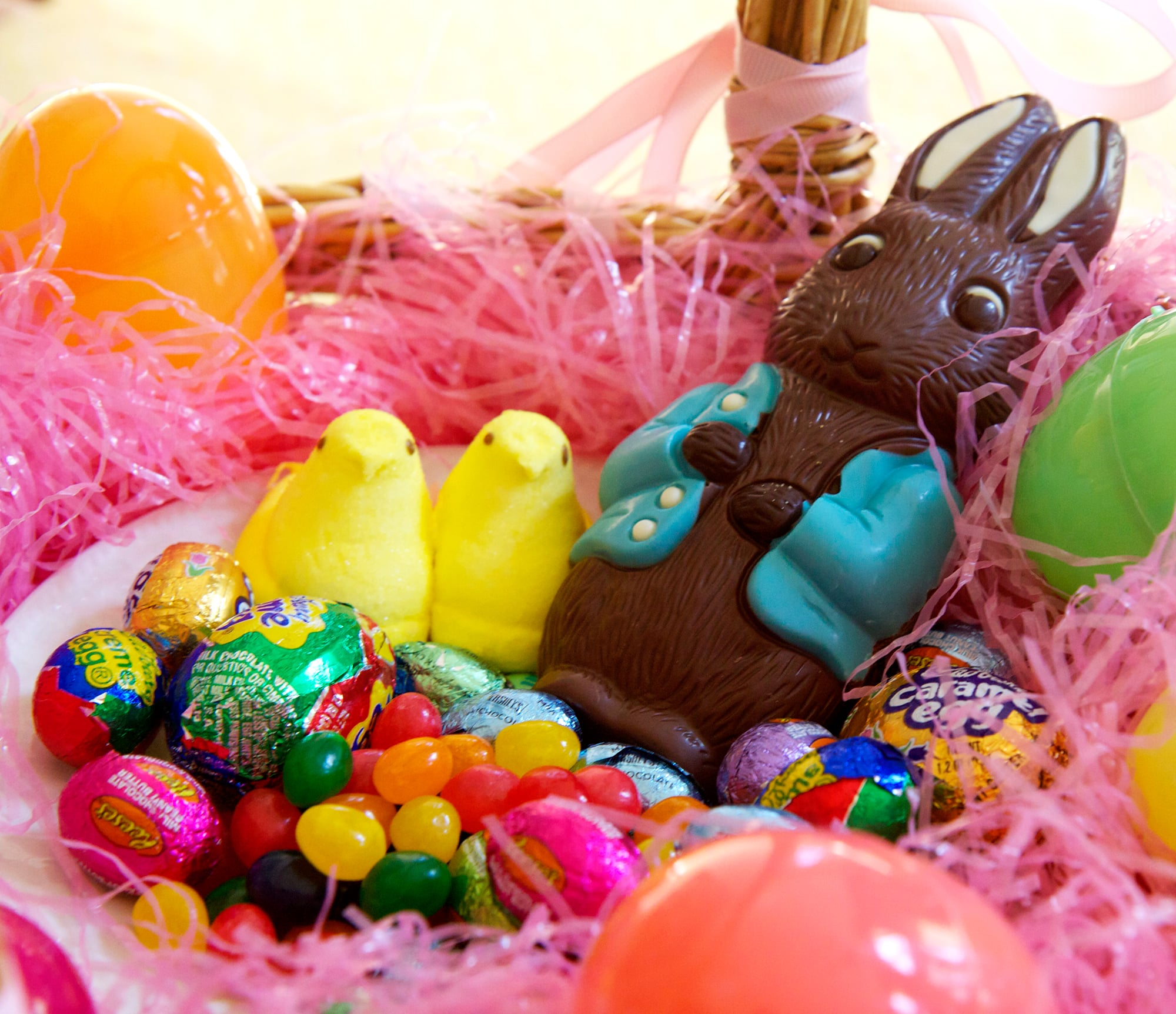 How Many Calories Are in Easter Candy? | POPSUGAR Fitness