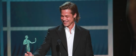 Brad Pitt's Speech at the SAG Awards 2020 Video