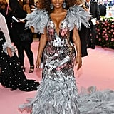 Janet Mock at the 2019 Met Gala