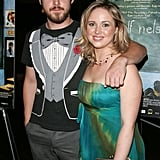 Ryan had the support of his big sis when he attended the NYC premiere of Half Nelson in August 2006.