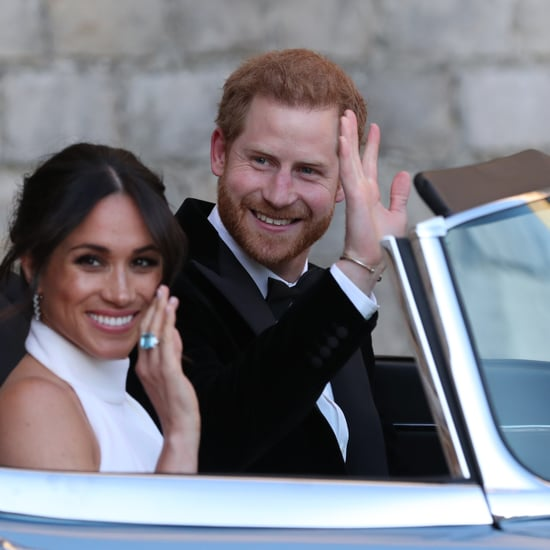 Prince Harry and Meghan Markle Wedding Reception Details