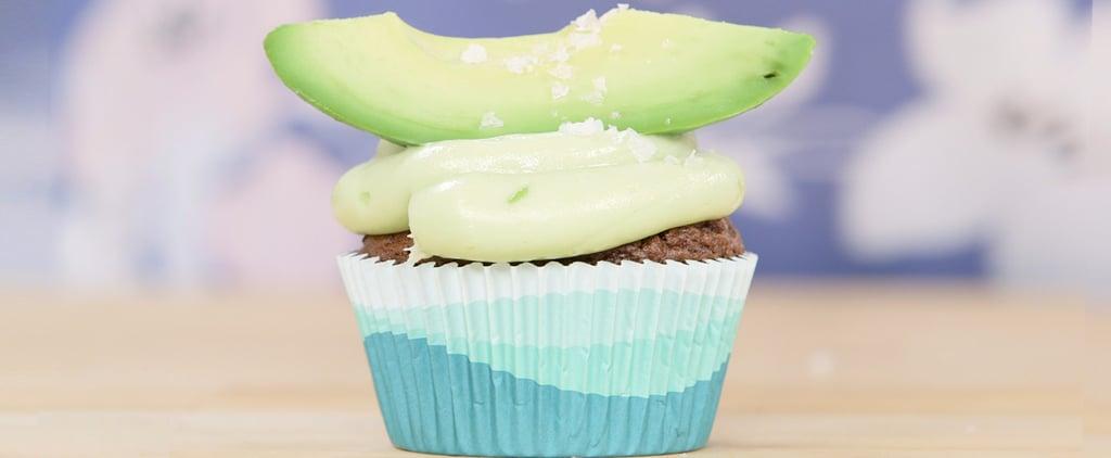 Avocado Cupcakes Recipe