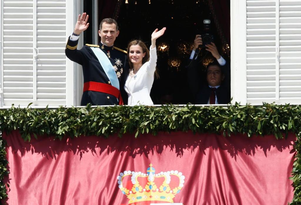 Spanish Royal Family's Christmas Cards 2014