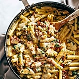 Sun-Dried Tomato Chicken Florentine Pasta