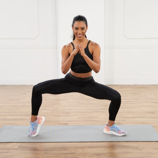 30-Minute Cardio and Toning Bodyweight Workout