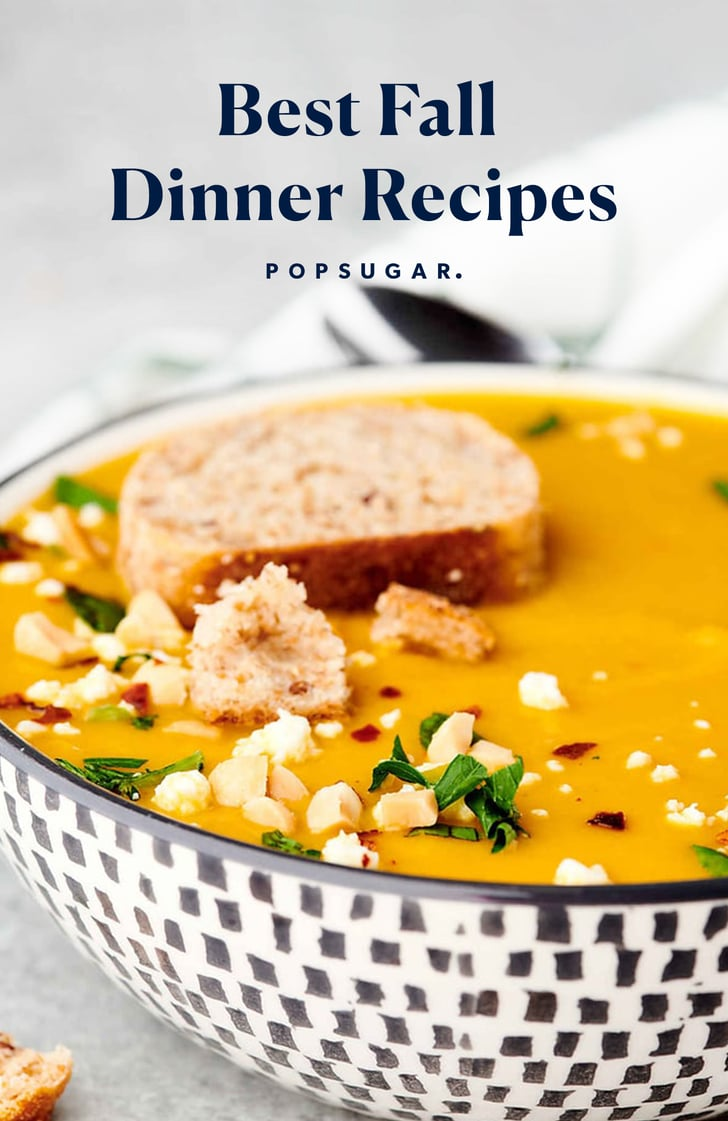Best Fall Dinner Recipes