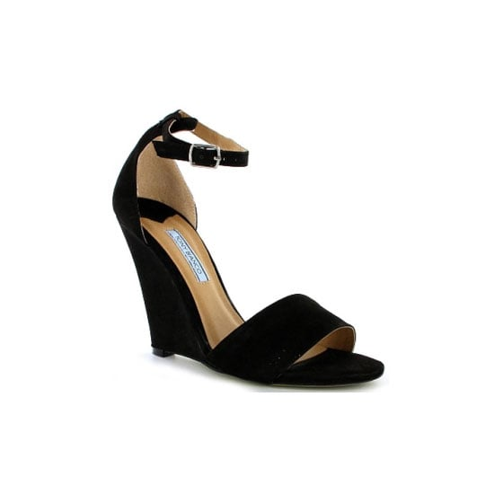 I've heard that wedges are the go for race days to prevent sinking into grass! — Jess, PopSugar editor Wedges, $149.95, Tony Bianco at Wanted Shoes