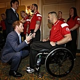 Prince Harry Launches Invictus Games in Toronto May 2016