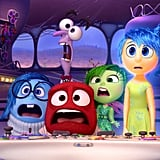 Inside Out's Emotions