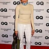 Eva Mendes, 2002