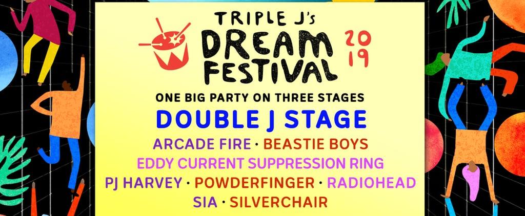 Triple J Dream Festival Set Times