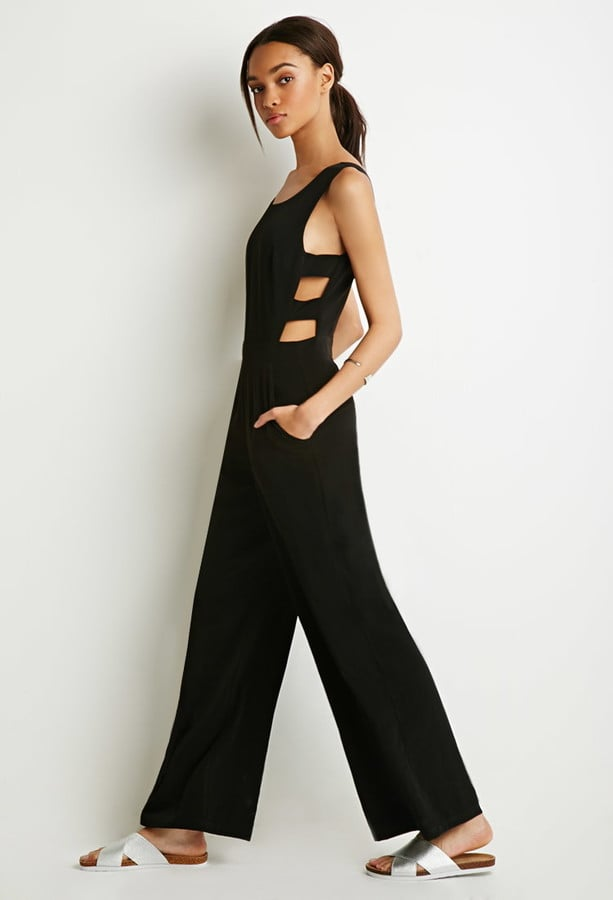 48dc69f01eed Forever 21 Ladder Cutout Jumpsuit ( 28)