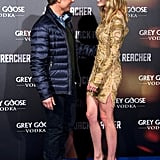 Tom Cruise at the Jack Reacher Madrid Premiere