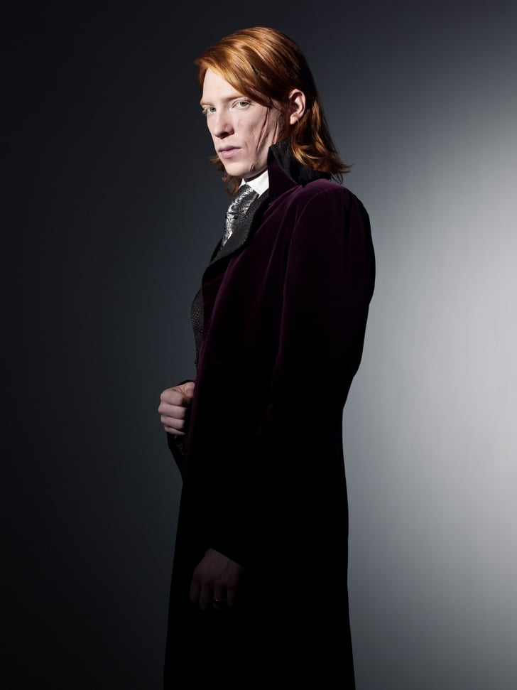 Bill Weasley, played by Domhnall Gleeson | Harry Potter ...
