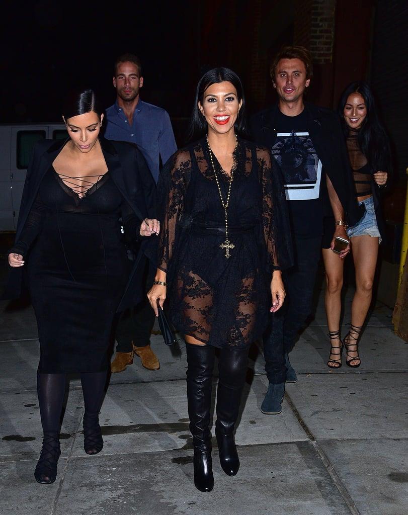 Kourtney Kardashian 2015