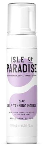 Isle of Paradise Dark Self-Tanning Mousse
