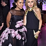 Pictured: Rachel Zoe and Kerry Washington