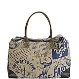 Canvas Duffle Bag, $325