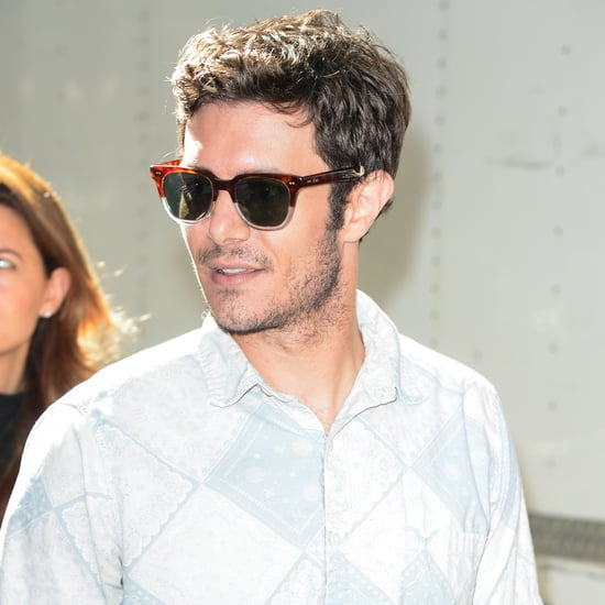 Adam Brody Out in NYC August 2016