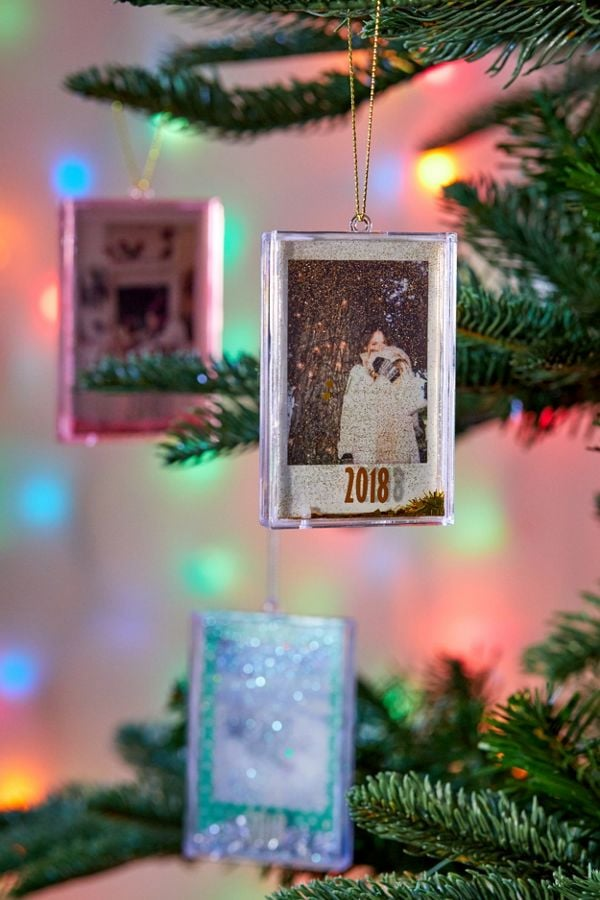 Instax Mini 2018 Christmas Ornament