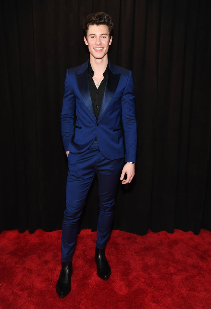 Shawn Mendes = 6′2″