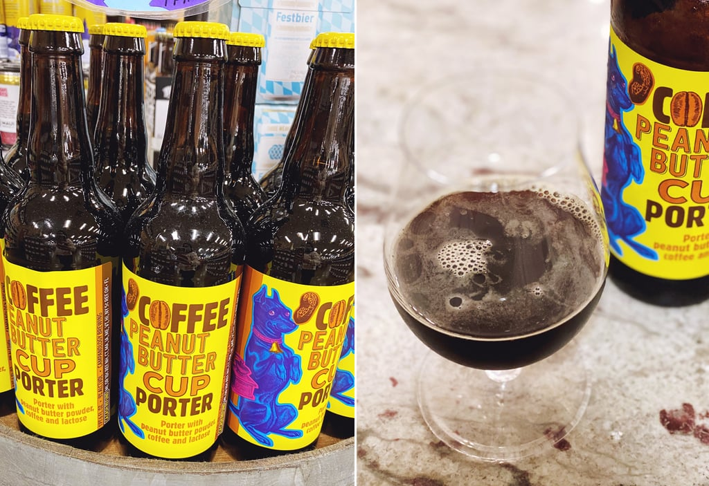 Trader Joe's Coffee Peanut-Butter Cup Porter Review
