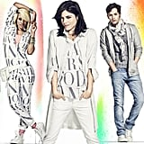 Keri Hilson, Selma Blair, and Penn Badgley