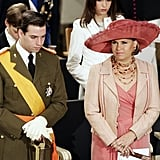 Maria Teresa, Grand Duchess of Luxembourg: Aries