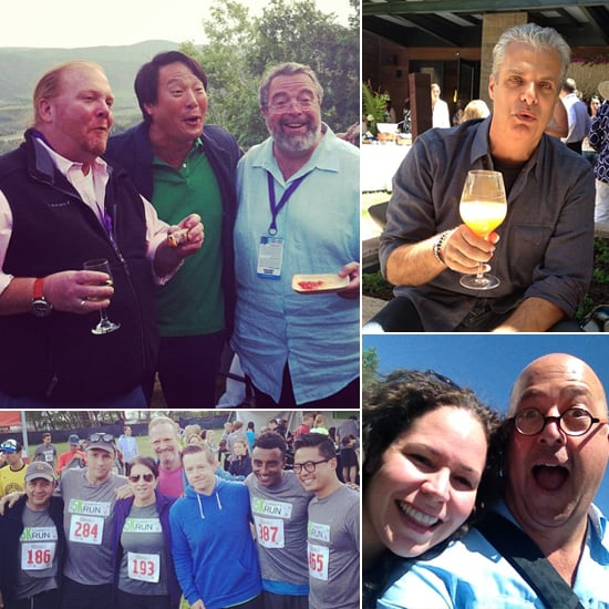 Celebrity Chef Social Snaps From the Food & Wine Classic in Aspen