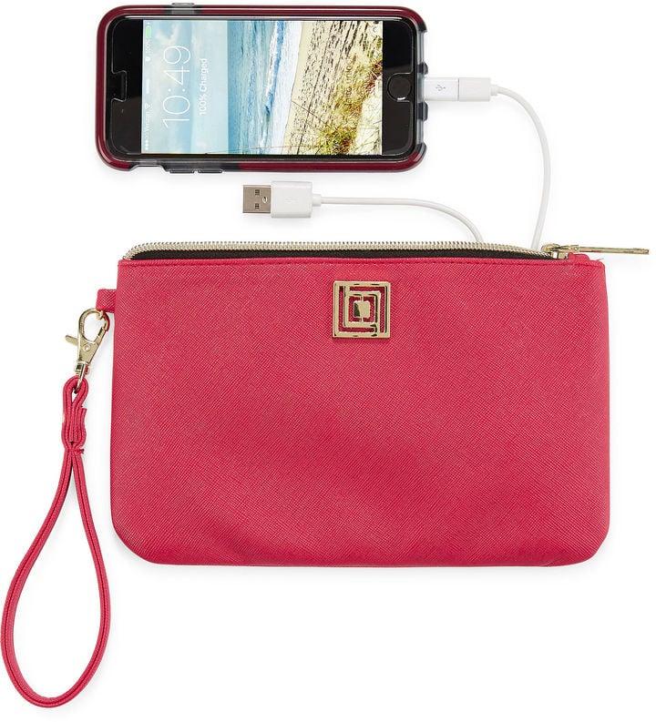 Liz Claiborne Phone Charging Wallet ($30, originally $50)