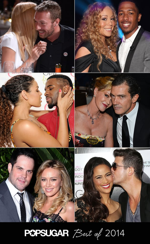 Most Shocking Celebrity Breakups of 2014 | Poll