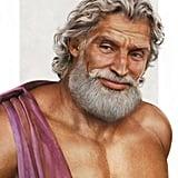 Zeus, Hercules's Dad