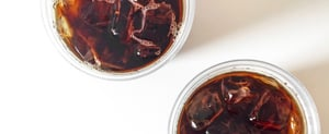 Starbucks's New Coffee Ice Cubes Mean You're Getting More For Your Money