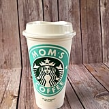 Personalized Starbucks Travel Cup